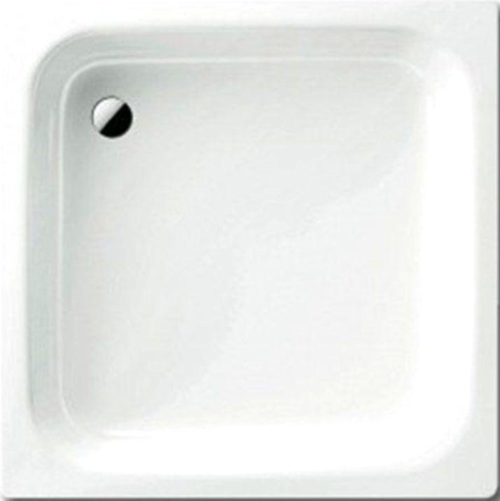 Душевой поддон Kaldewei Поддон для душа 396, белый поддон для балконного ящика ingreen цвет белый длина 60 см