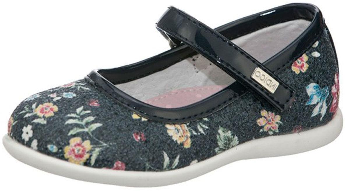 52ce0a711 Туфли для девочки indigo kids цвет синий 32 451a 12 размер 33 ...