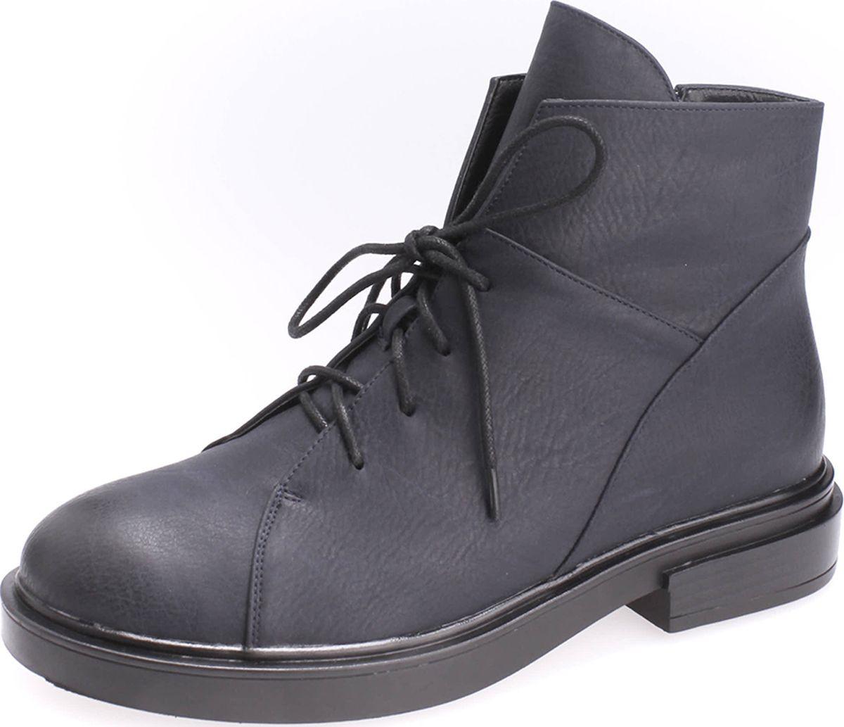 Ботинки Spur spur sm3632 01 11 black