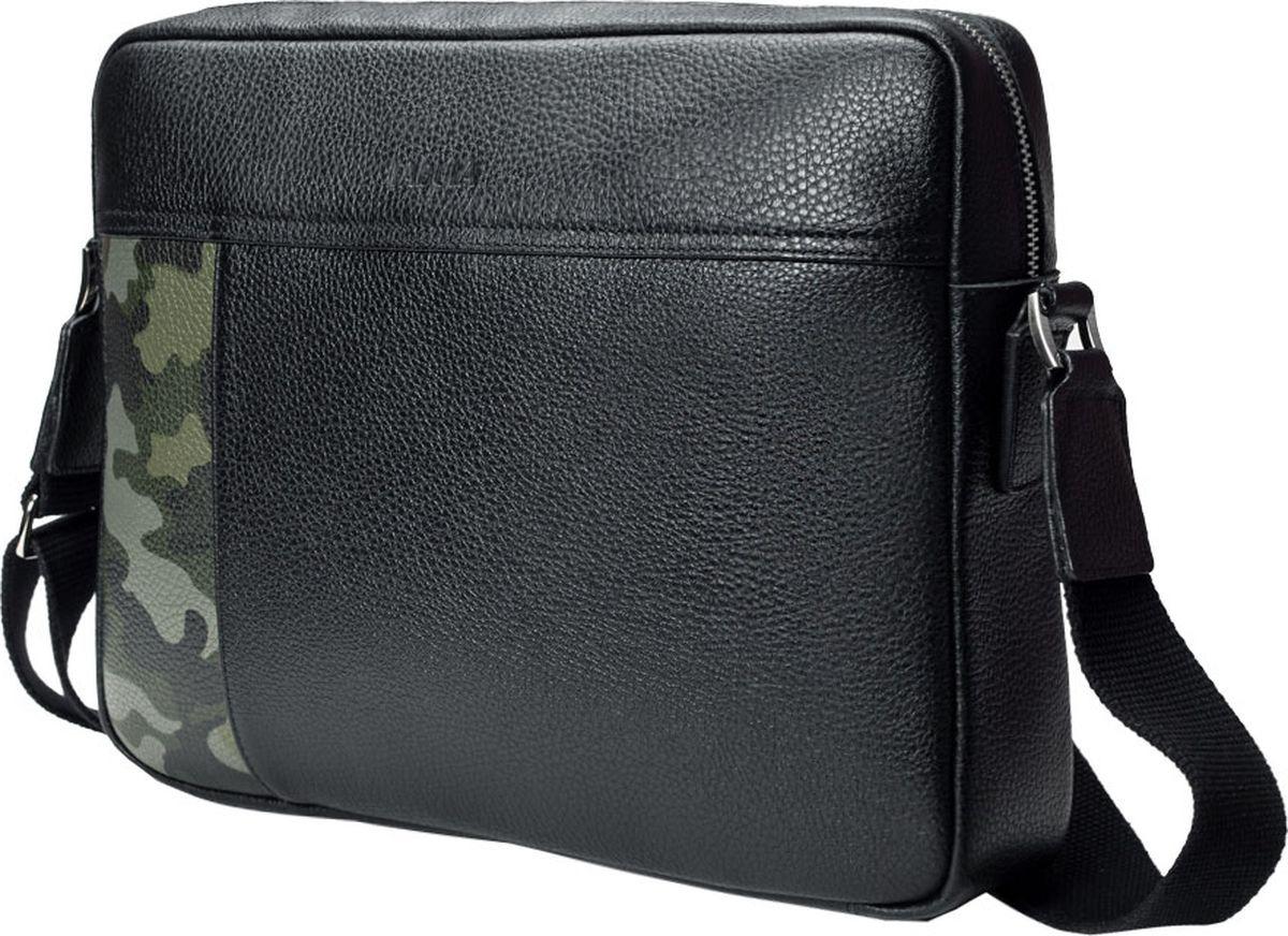Сумка мужская Fabula Khaki, S.383.LR, хаки сумки fabula сумка