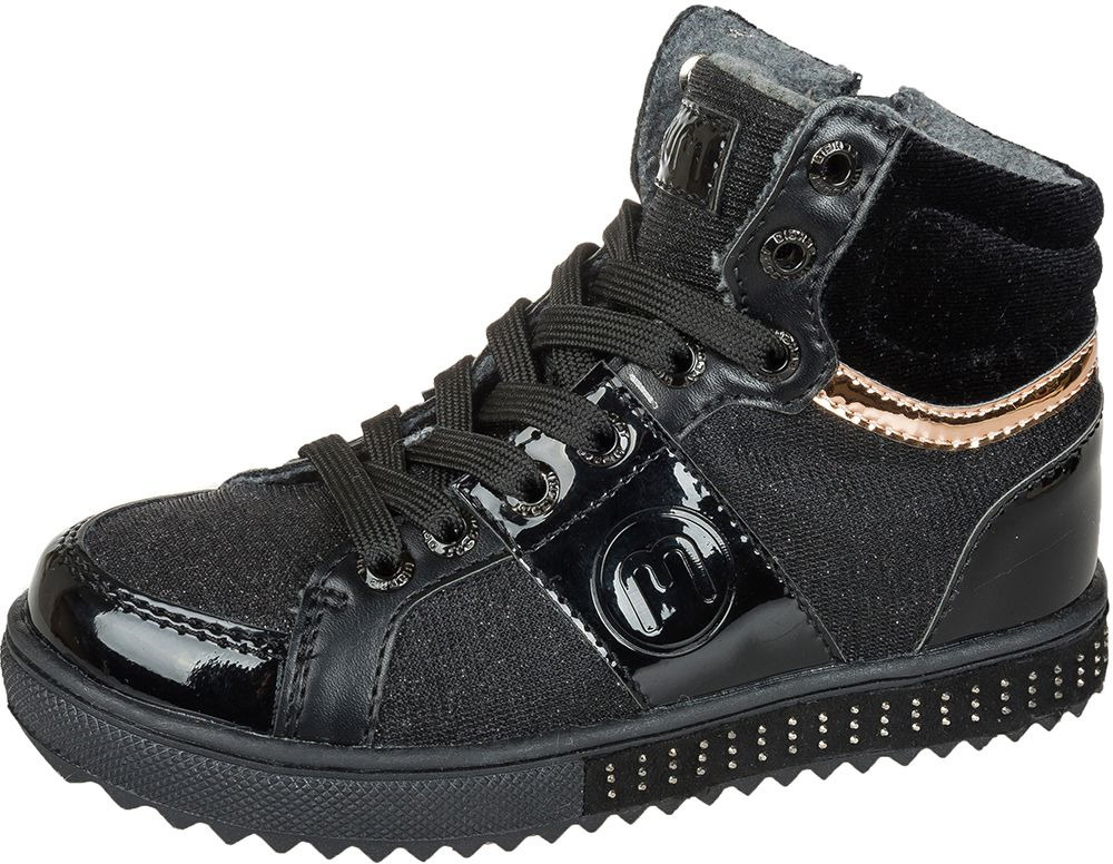 Ботинки Mursu ботинки mursu 200739 синий р 35
