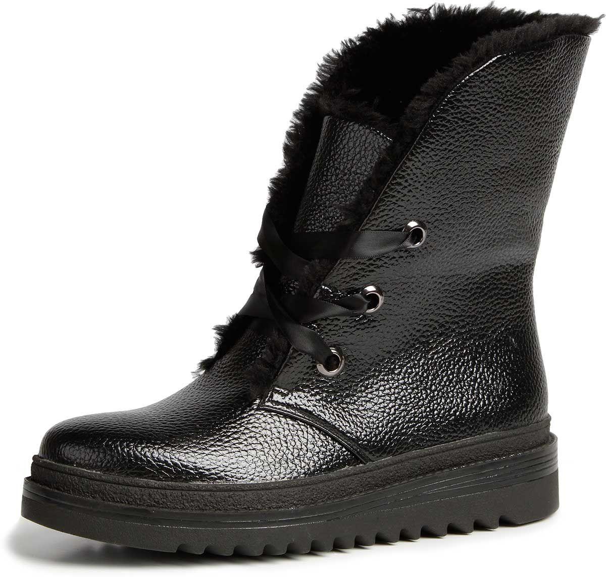 77a6feb1e Ботинки женские calipso цвет черный 006 01 rbz 01 km размер 40 ...