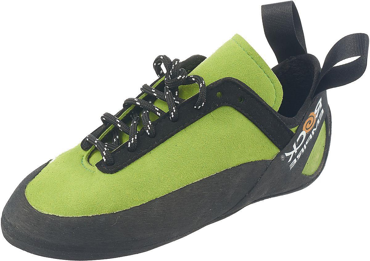 """Скальные туфли Rock Empire """"Shogun"""", цвет: салатовый. Размер 44,5"""