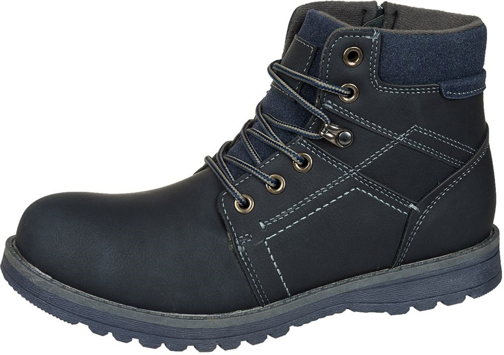 Ботинки Mursu ботинки для мальчика mursu цвет синий 205791 размер 32