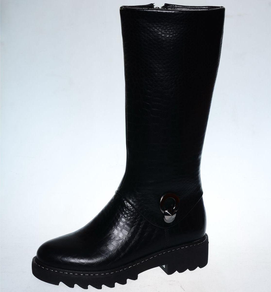 e92bd9858 Сапоги для мальчика kenka цвет черный lpc_70930_black размер 28 ...