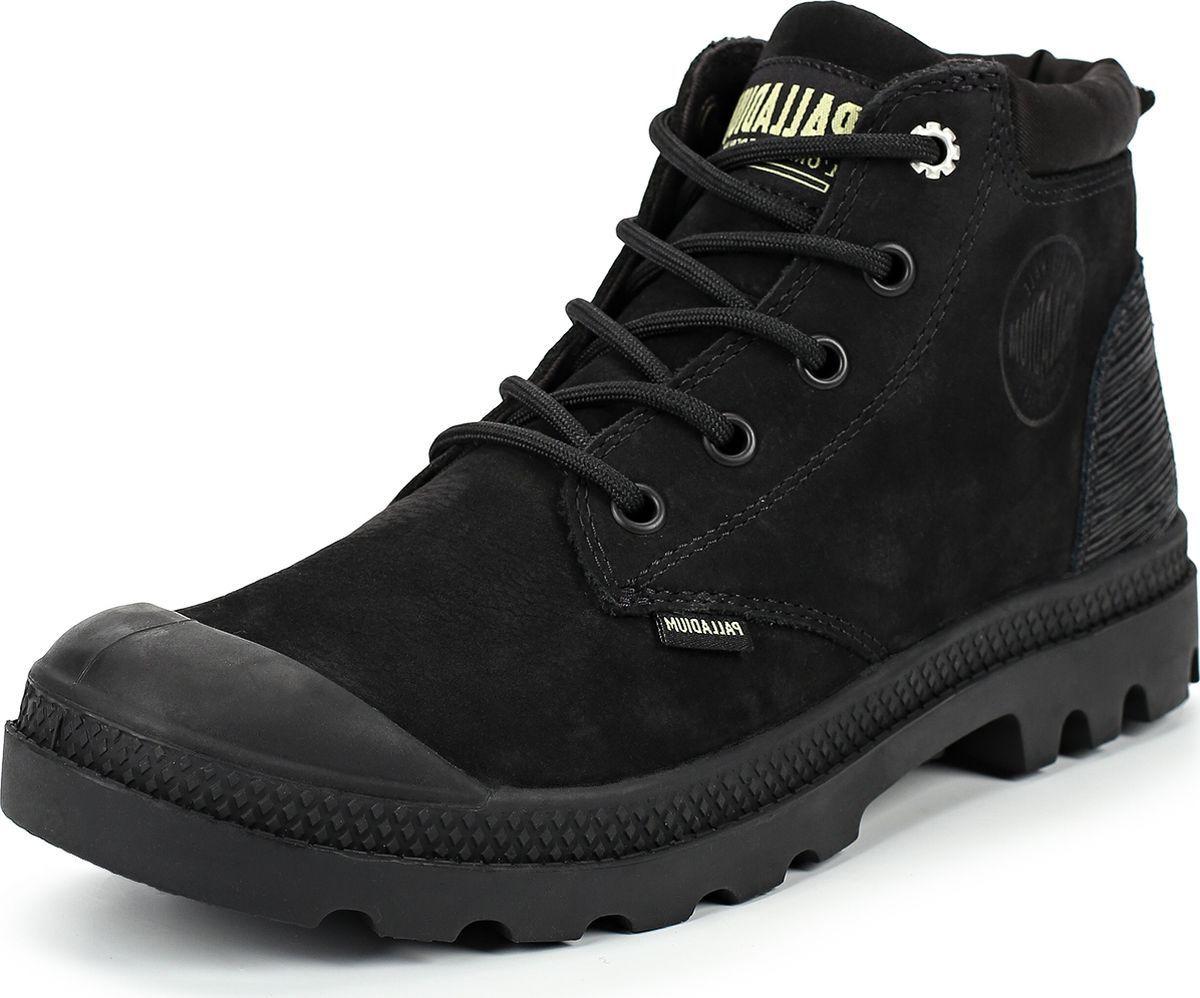 Ботинки Palladium цена