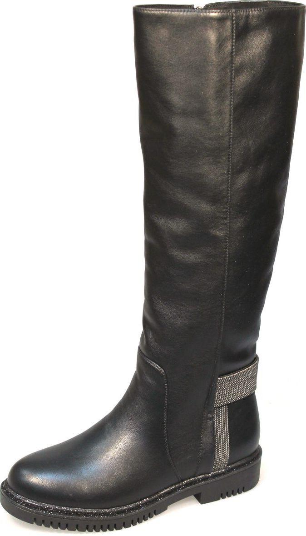 Сапоги женские Avenir Premium, цвет: черный. 2122-MI86350B. Размер 402122-MI86350B