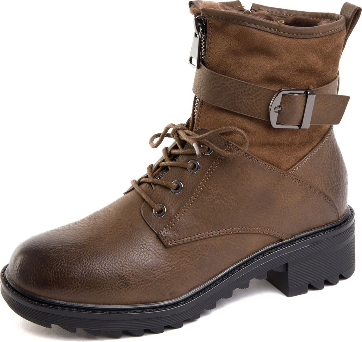 Ботинки Purlina ботинки женские purlina цвет темно синий b8270 5 размер 36