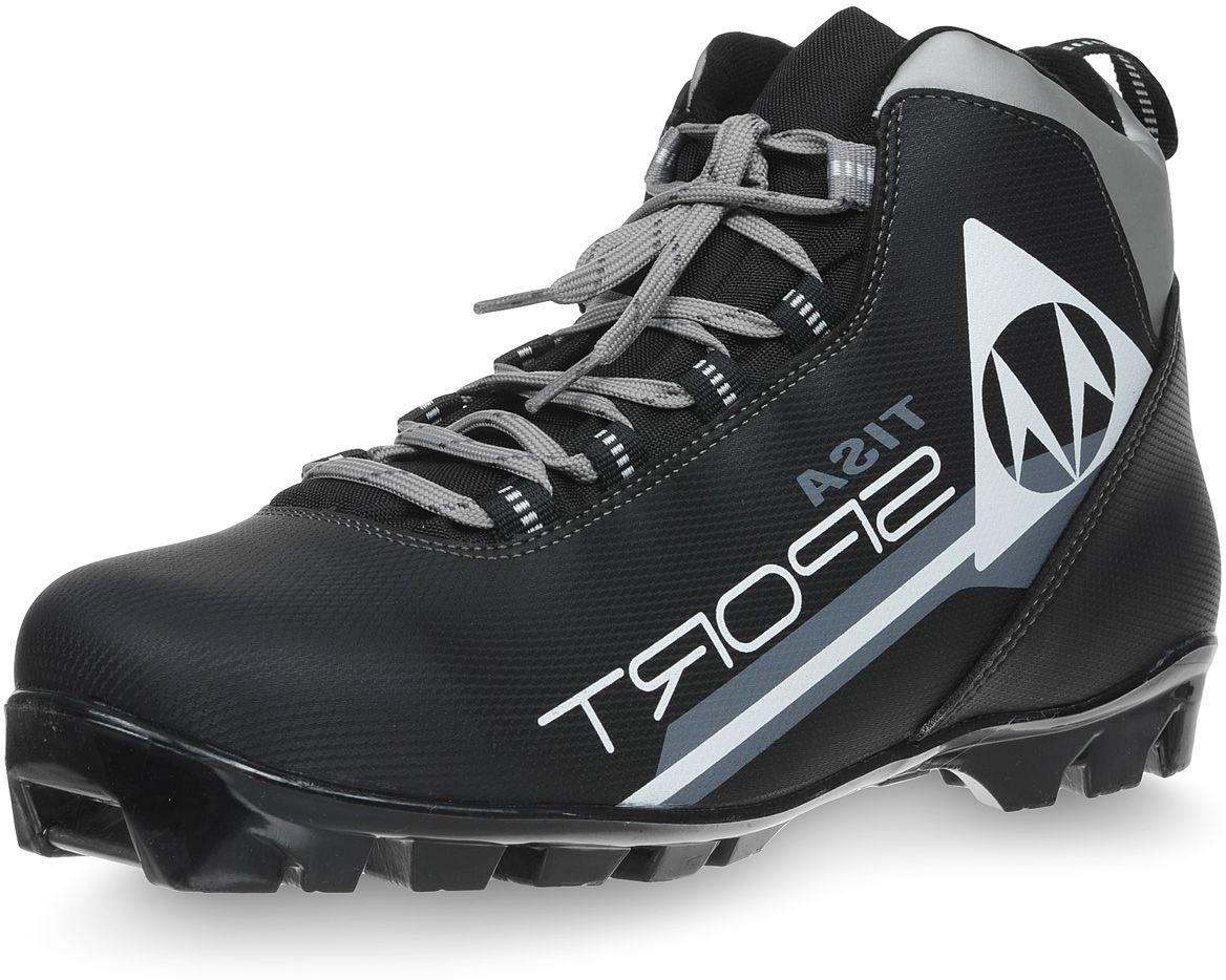 Ботинки лыжные Tisa цена 2017