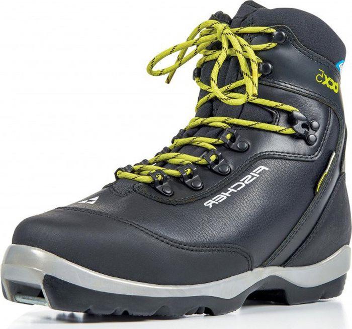 Ботинки лыжные беговые Fischer Bcx 5 Waterproof. Размер 46 цены
