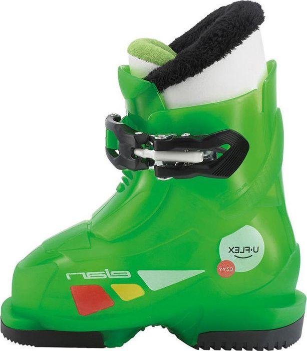 Ботинки горнолыжные Elan Ezyy Xs. Длина стельки 16,5 см