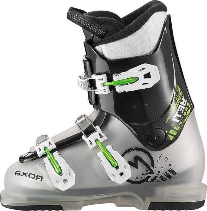 Ботинки горнолыжные Roxa