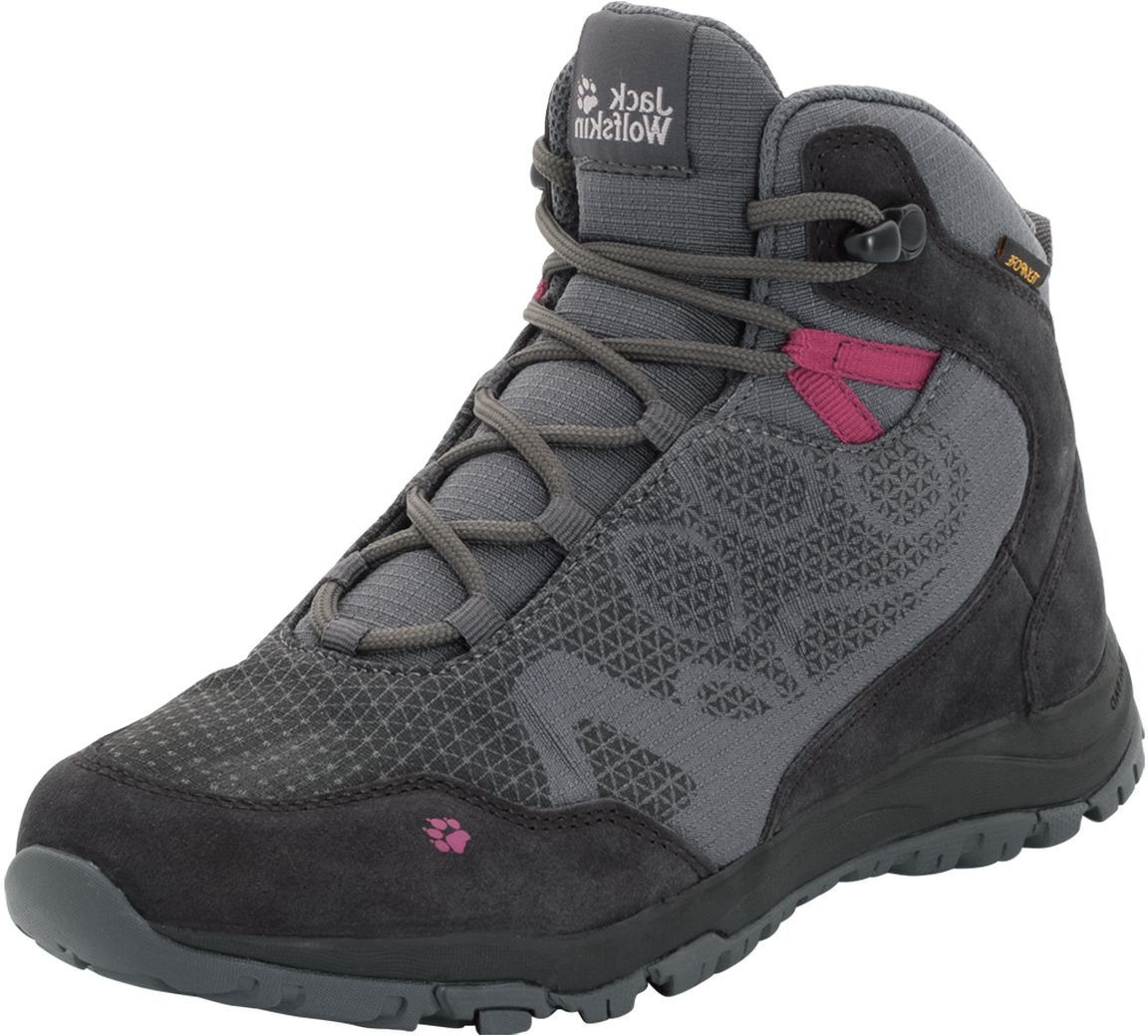 Ботинки Jack Wolfskin Activate Xt Texapore Mid W цена