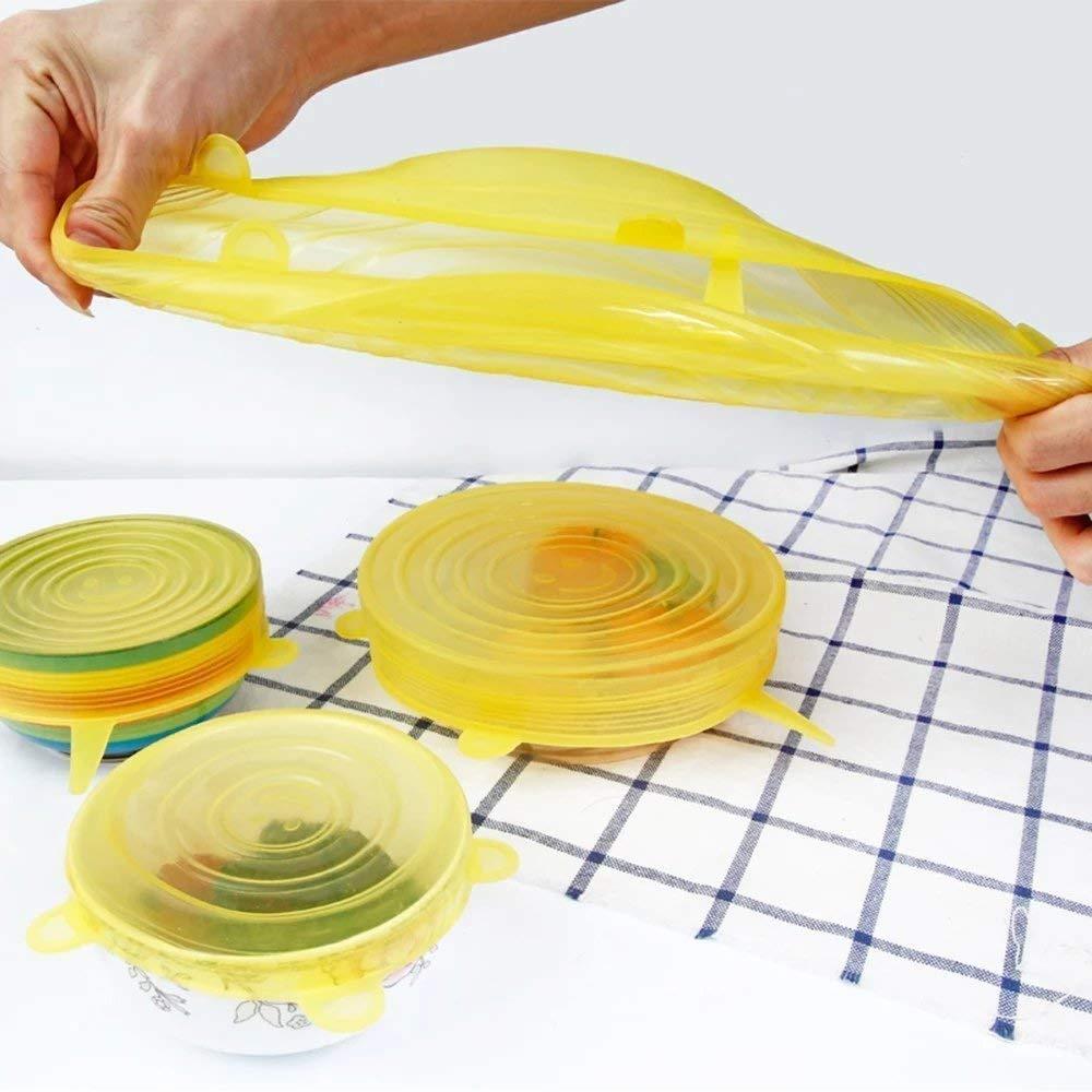 Крышка Kitchen Angel KA-LID-03, желтый