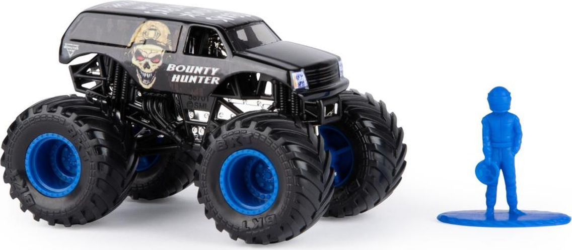 Машинка Monster Jam Figures Bounty Hunter, 6044941_20103405 monster hunter 4g mh4 front