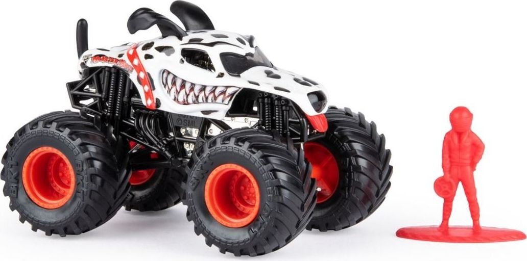все цены на Машинка Monster Jam Figures Monster Dalmatin, 6044941_20103546 онлайн