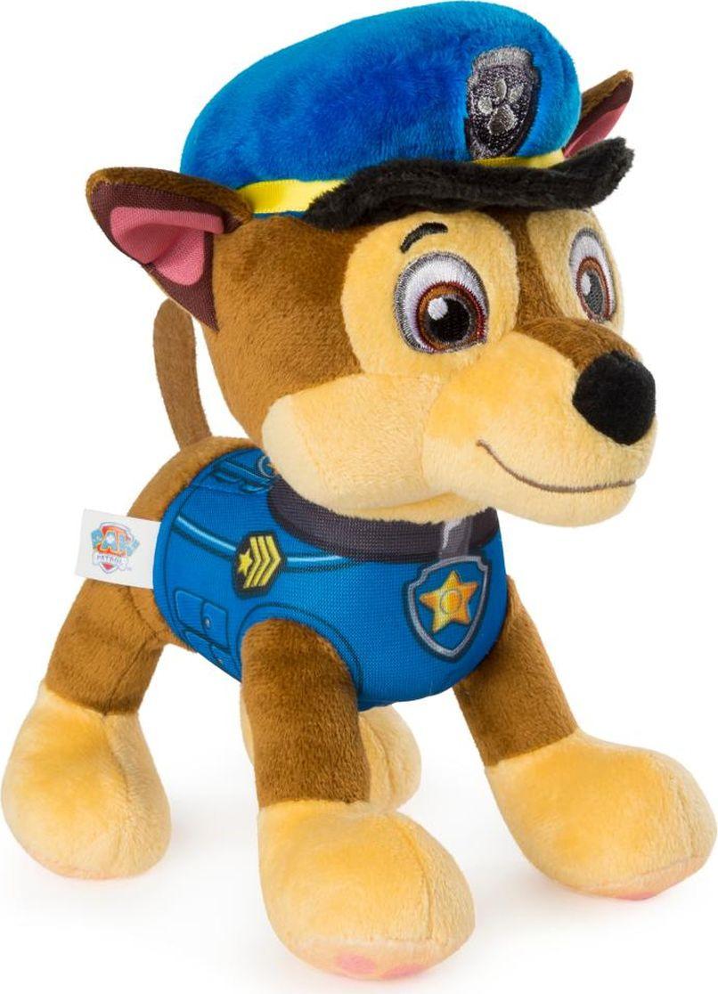 Мягкая игрушка Paw Patrol Plush Чейз, 6044393_20101963 мягкая игрушка paw patrol plush чейз суперспасатели пожарные 6044393 20101969