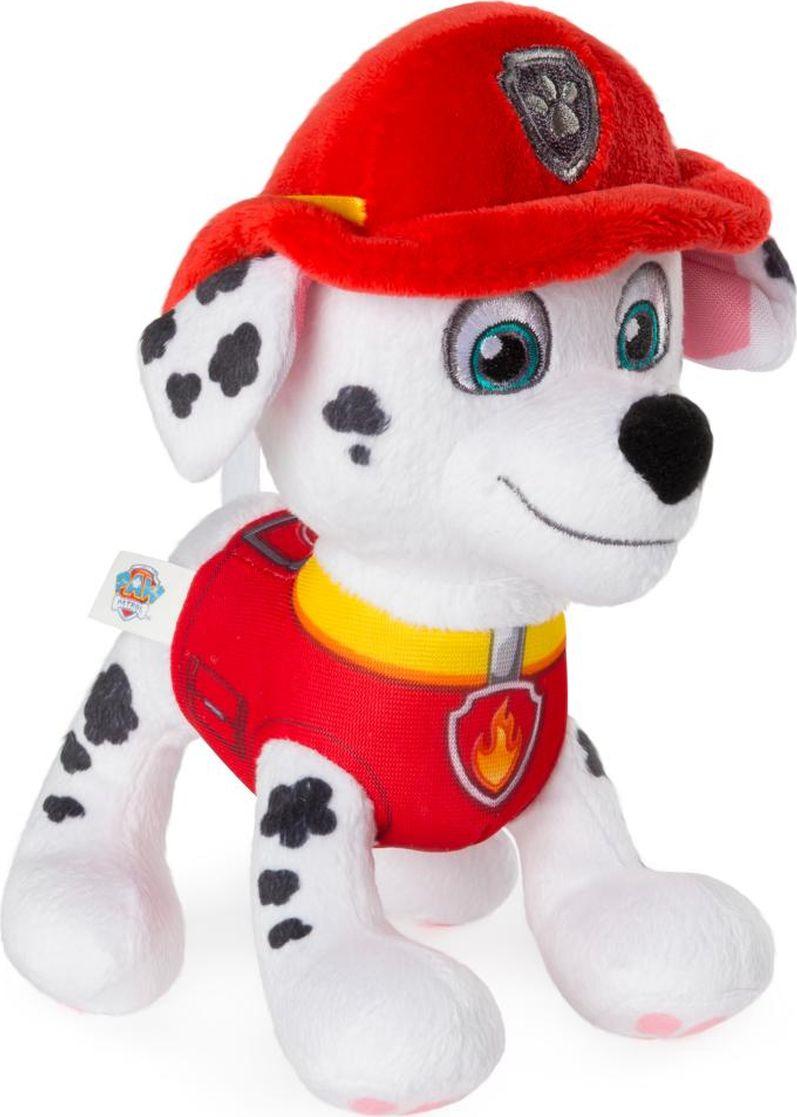 Мягкая игрушка Paw Patrol Plush Маршалл, 6044393_20101965 цена 2017