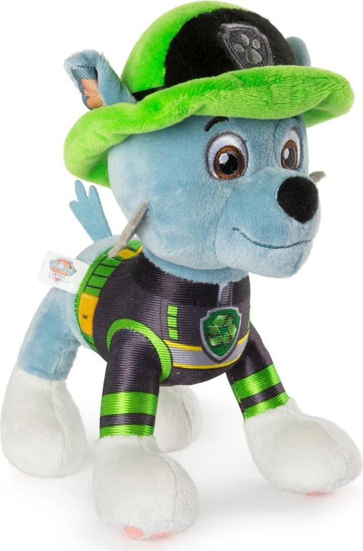 Мягкая игрушка Paw Patrol Plush Роки Суперспасатели пожарные, 6044393_20101970 мягкая игрушка paw patrol plush чейз суперспасатели пожарные 6044393 20101969