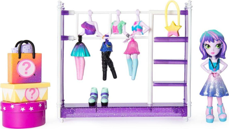 Мини-кукла Off the Hook Main Line Стильная студия, 6046892 off the shoulder a line floor length princess evening dress
