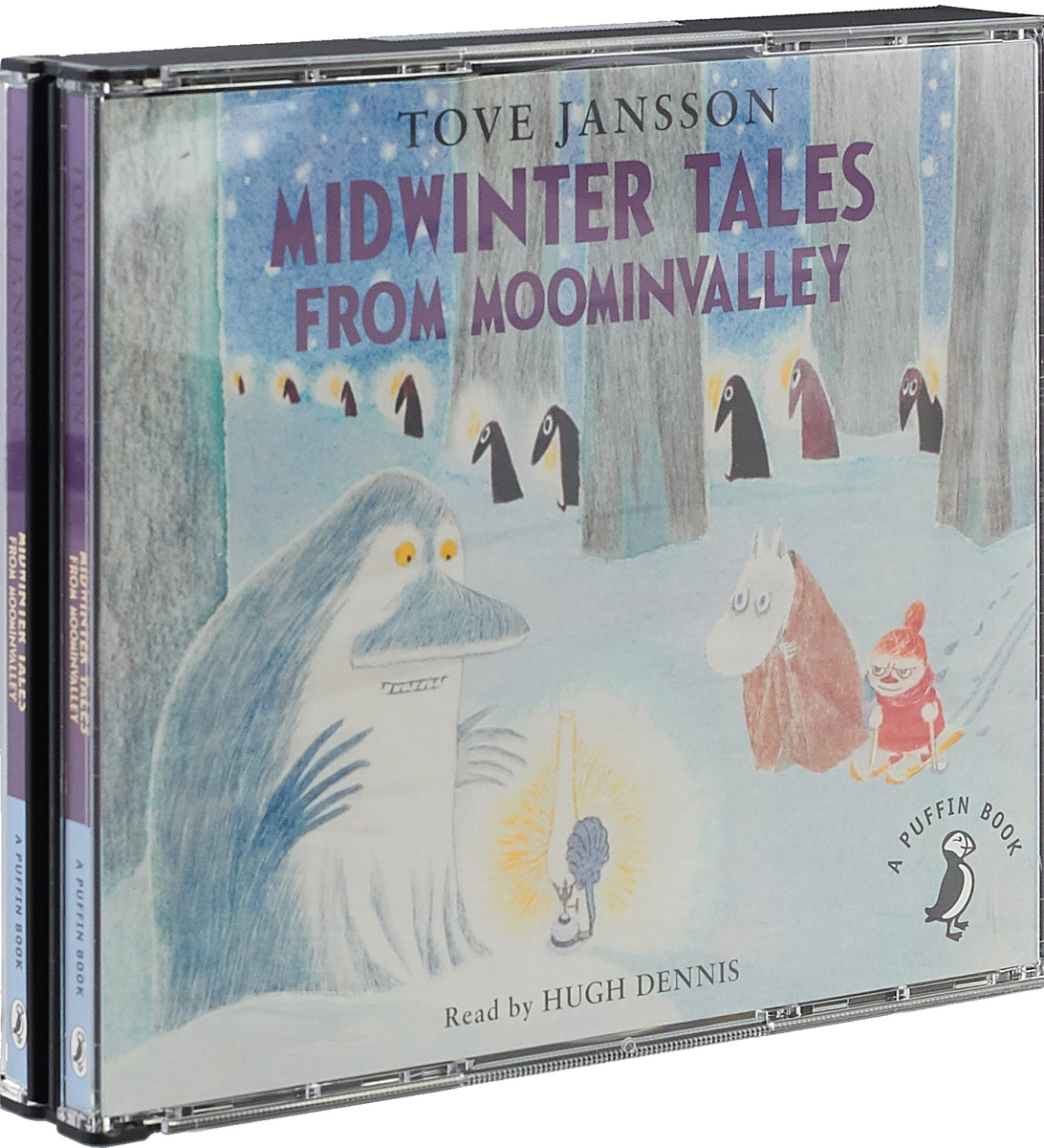 Midwinter Tales from Moominvalley (аудиокнига CD)