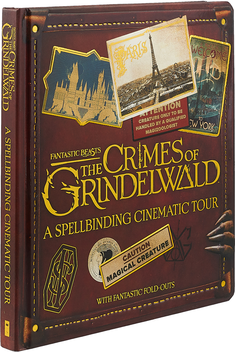 A Spellbinding Cinematic Tour fantastic beasts