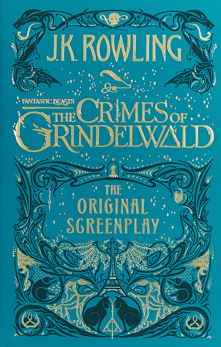 Fantastic Beasts: The Crimes of Grindelw fantastic beasts