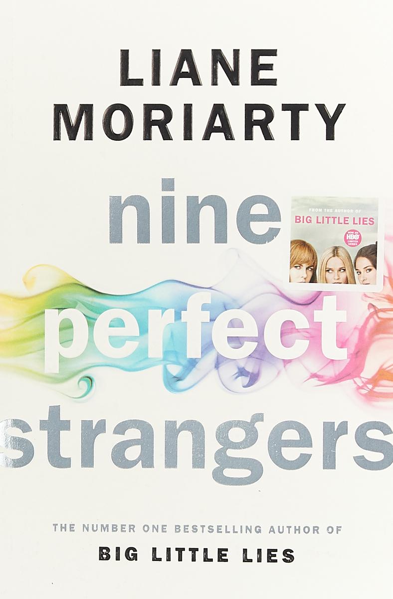 Nine Perfect Strangers strangers on the train