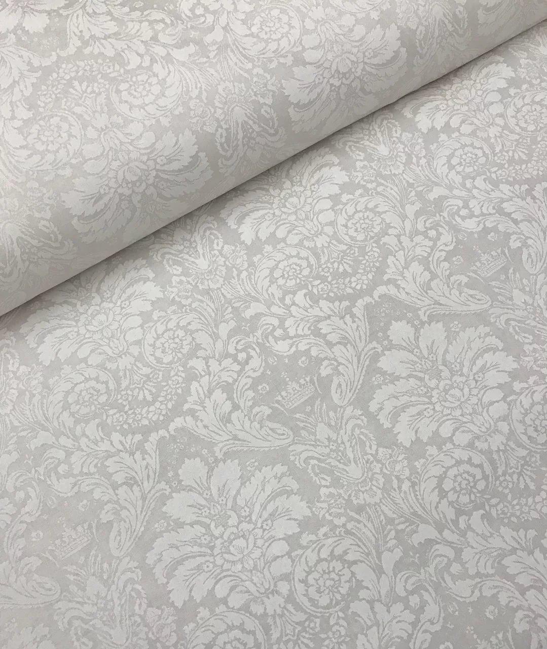 Ткань Vebertex ТК0003576 ткань vebertex дамаск мятный