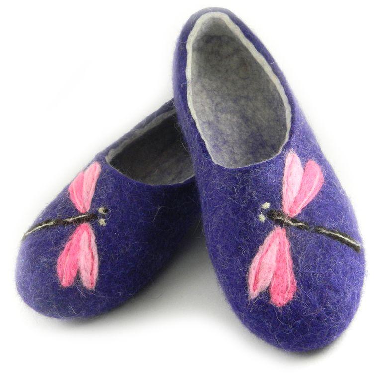 Тапочки Woole