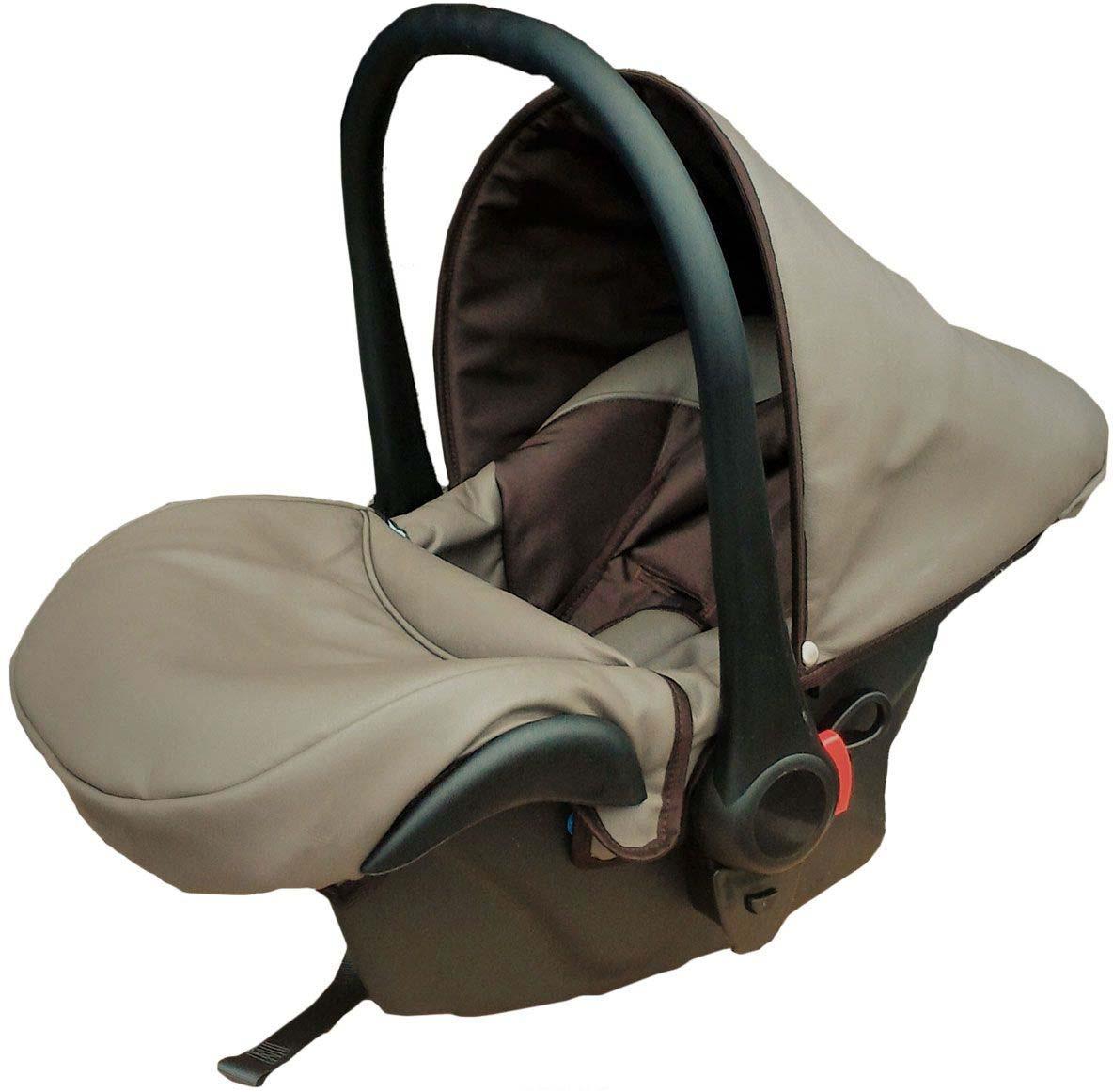 Автокресло Lonex Premium от 0 до 13 кг, F-08_ECCO, grey