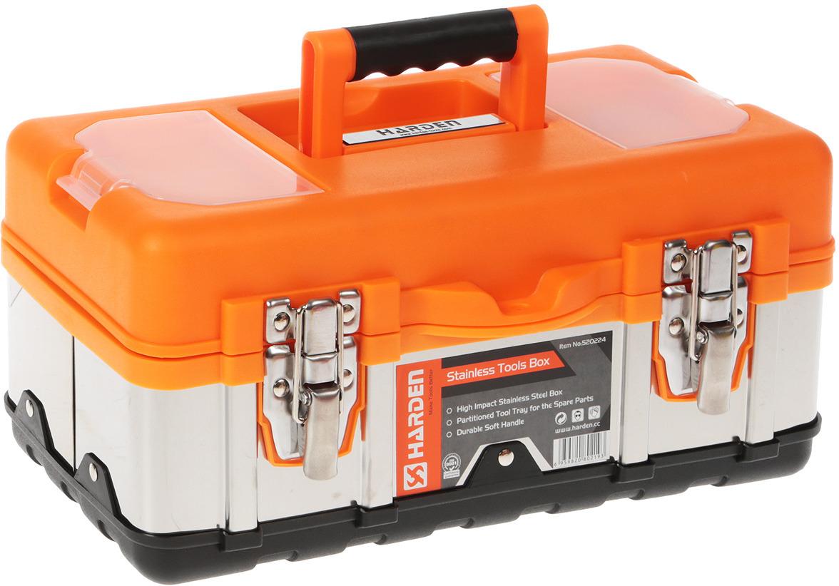 Фото - Ящик для инструментов Harden, 36 см ящик для инструментов harden 520224 36 см
