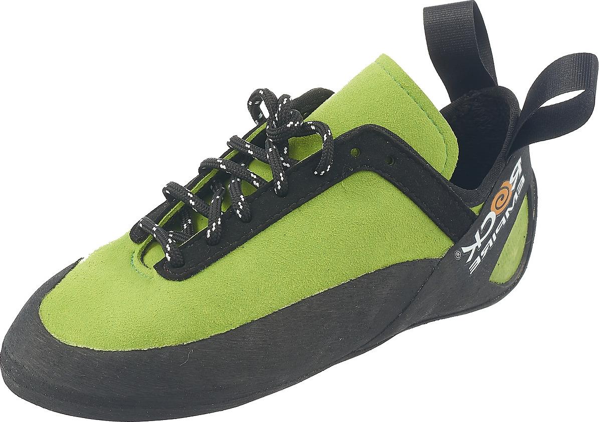 """Скальные туфли Rock Empire """"Shogun"""", цвет: салатовый. Размер 43,5"""
