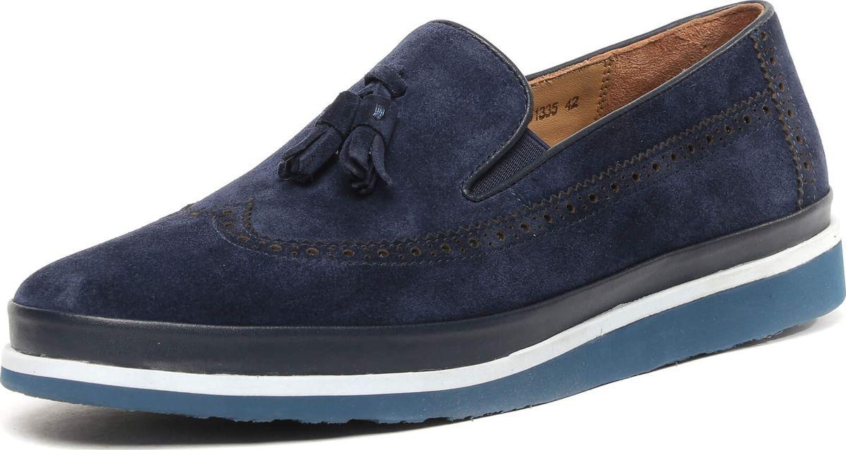 Туфли мужские Vitacci, цвет: синий. M251335. Размер 41M251335