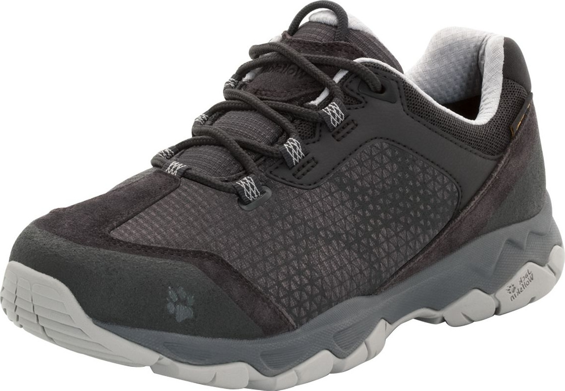 Полуботинки Jack Wolfskin Rock Hunter Texapore Low W
