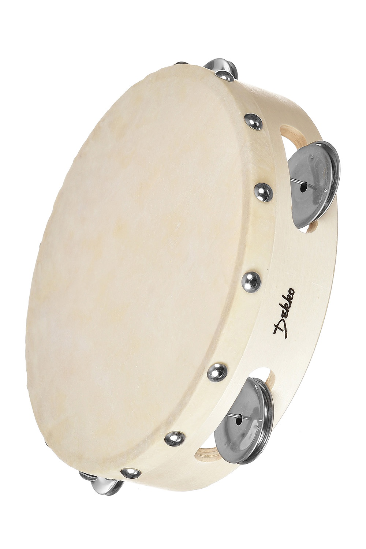 Детский музыкальный инструмент DEKKO TH7-4 бежевый музыкальный инструмент 4 буквы сканворд