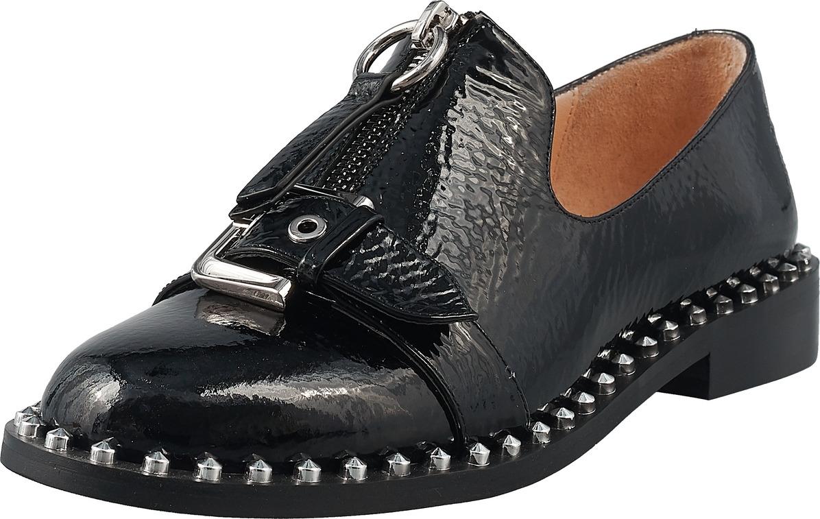 Туфли женские Graciana, цвет: черный. 298SF-202-2GR. Размер 37298SF-202-2GR
