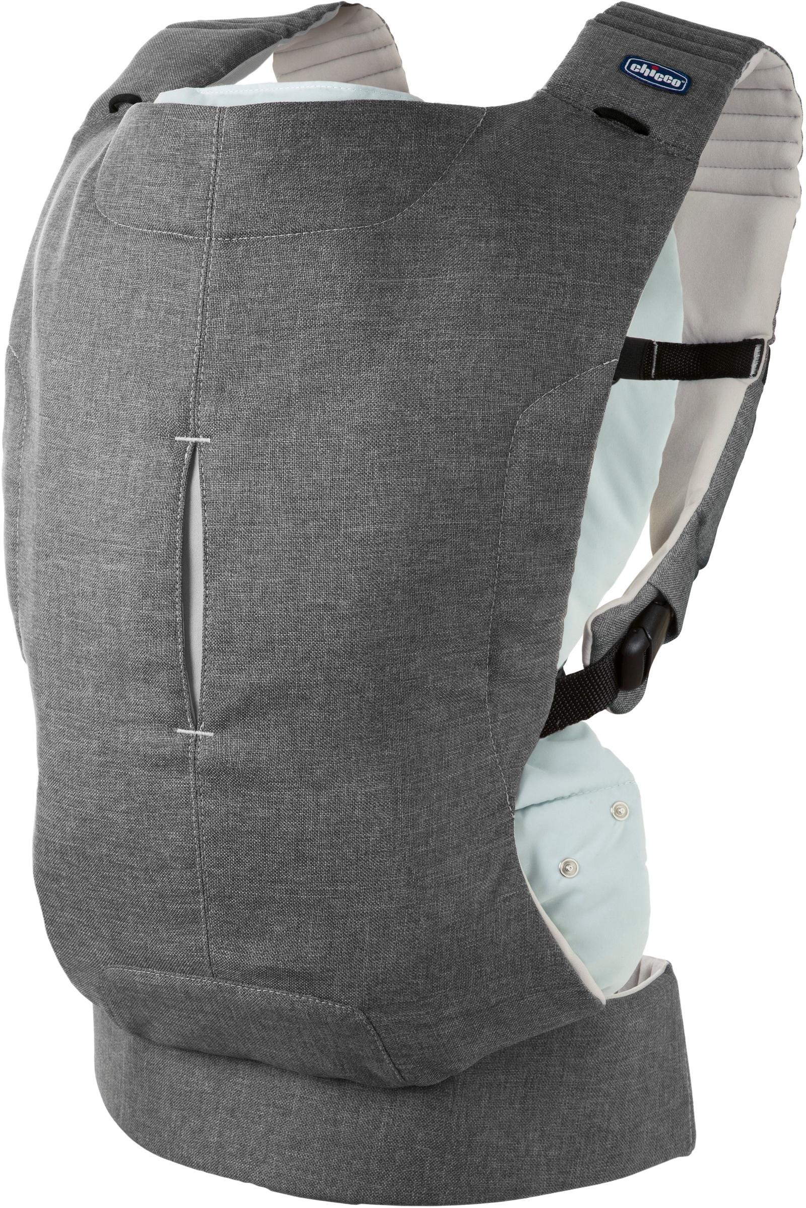 Кенгуру Chicco Myamaki Complete серый chicco рюкзак переноска myamaki complete denim cyclamen
