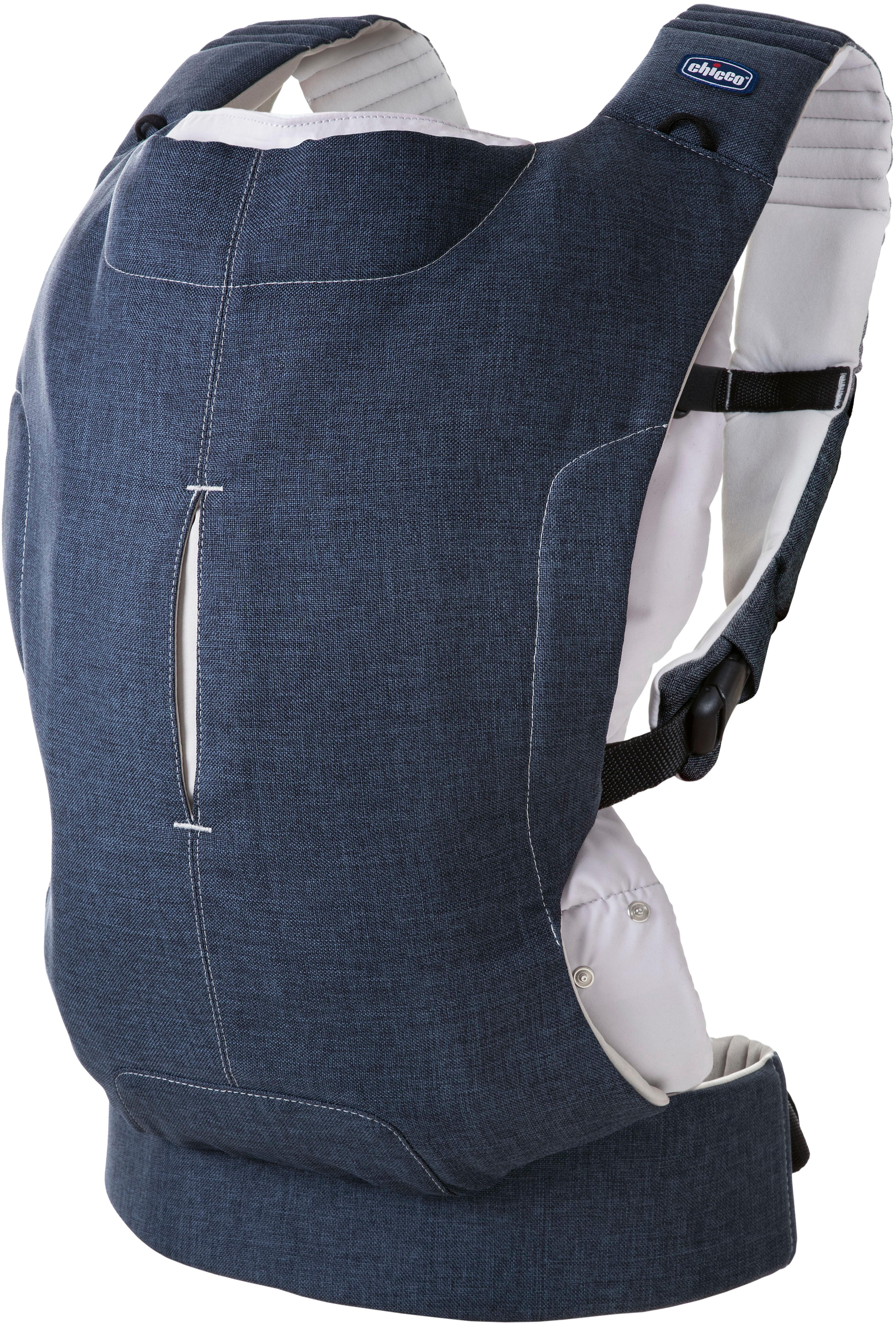 Кенгуру Chicco Myamaki Complete синий chicco рюкзак переноска myamaki complete denim cyclamen