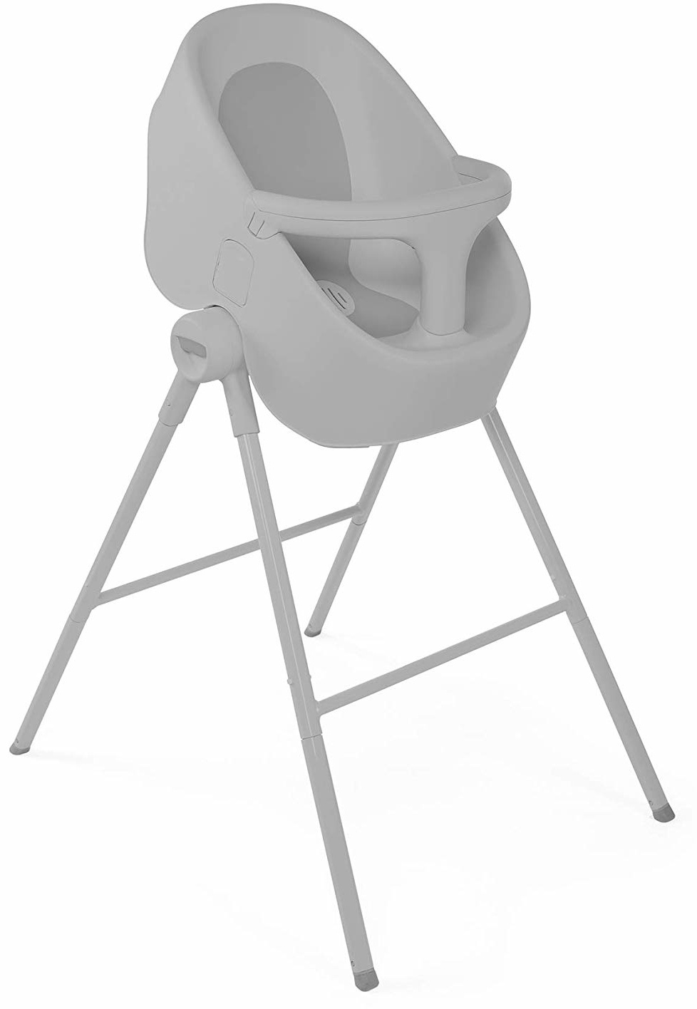 Стульчик для купания Chicco Bubble Nest серый