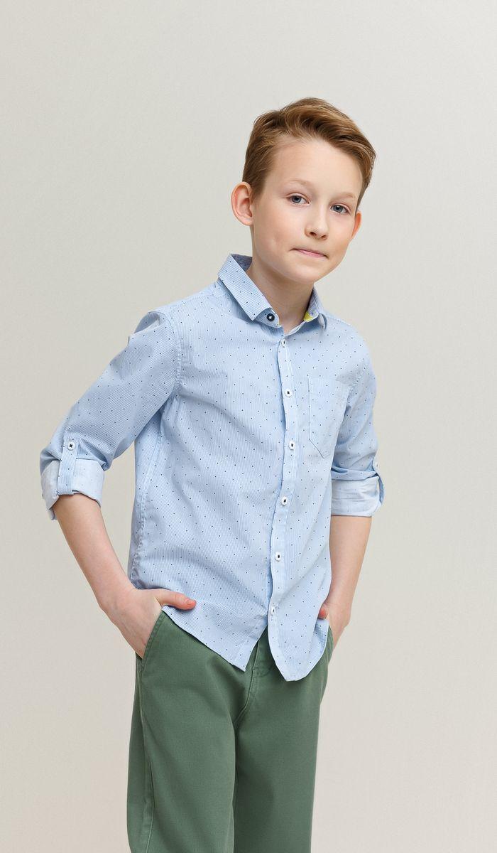 Рубашка Concept Club футболка для мальчика concept club burer цвет темно голубой 10110110149 600 размер 158