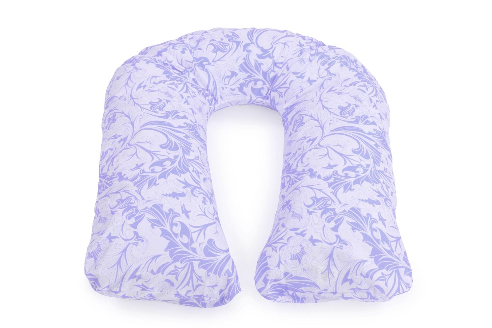 Подушка для кормящих и беременных Sonvol U280, фиолетовый