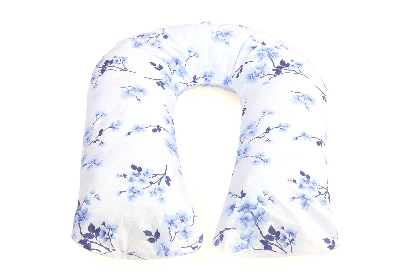 Подушка для кормящих и беременных Sonvol U280, белый