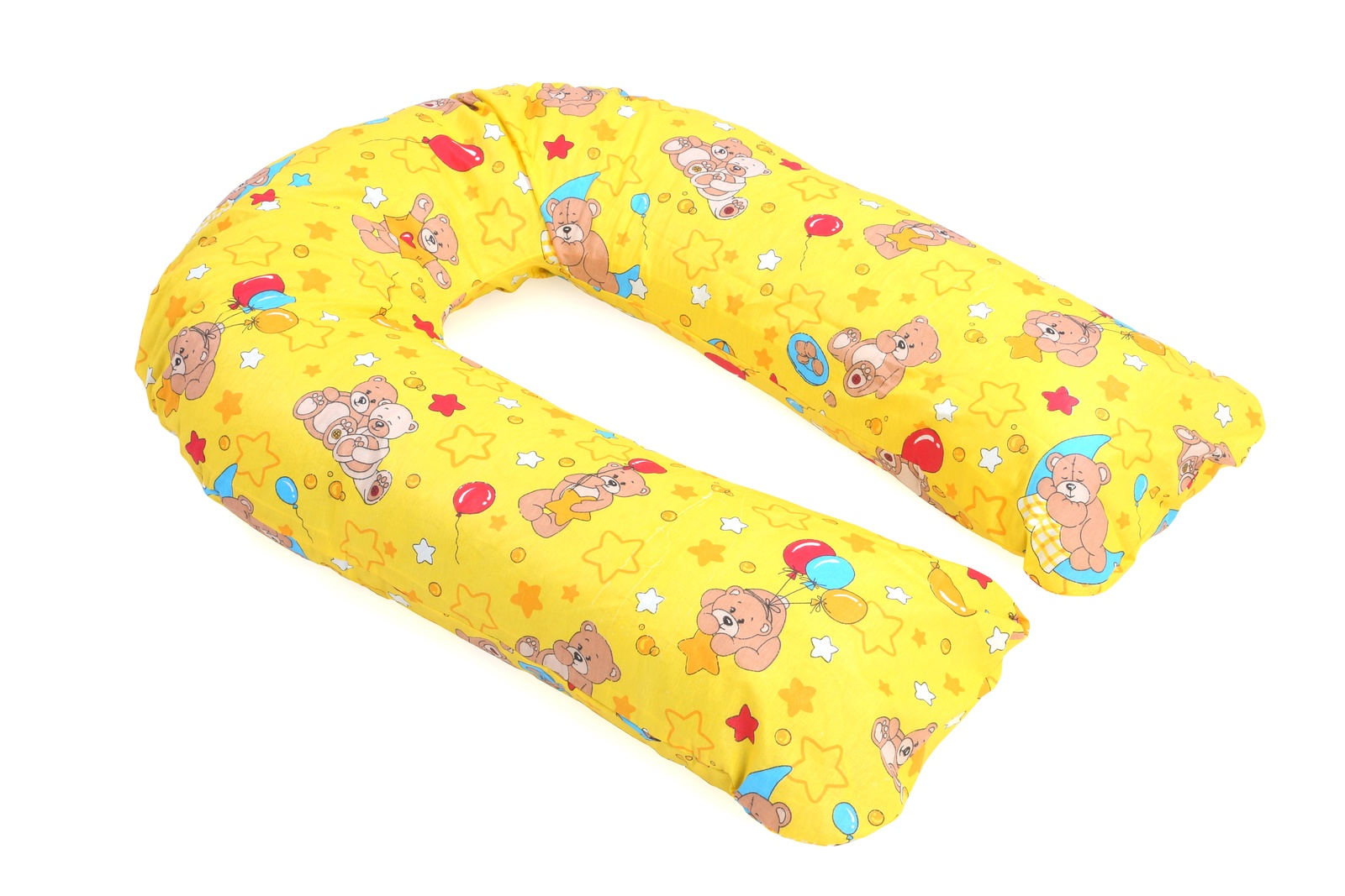 Подушка для кормящих и беременных Sonvol U280, желтый