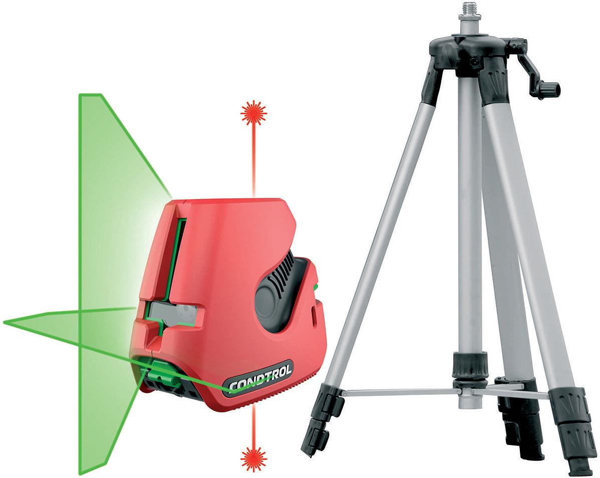 цена на Лазерный нивелир Condtrol NEO, дальность измерений 50/100 м, 1-2-137