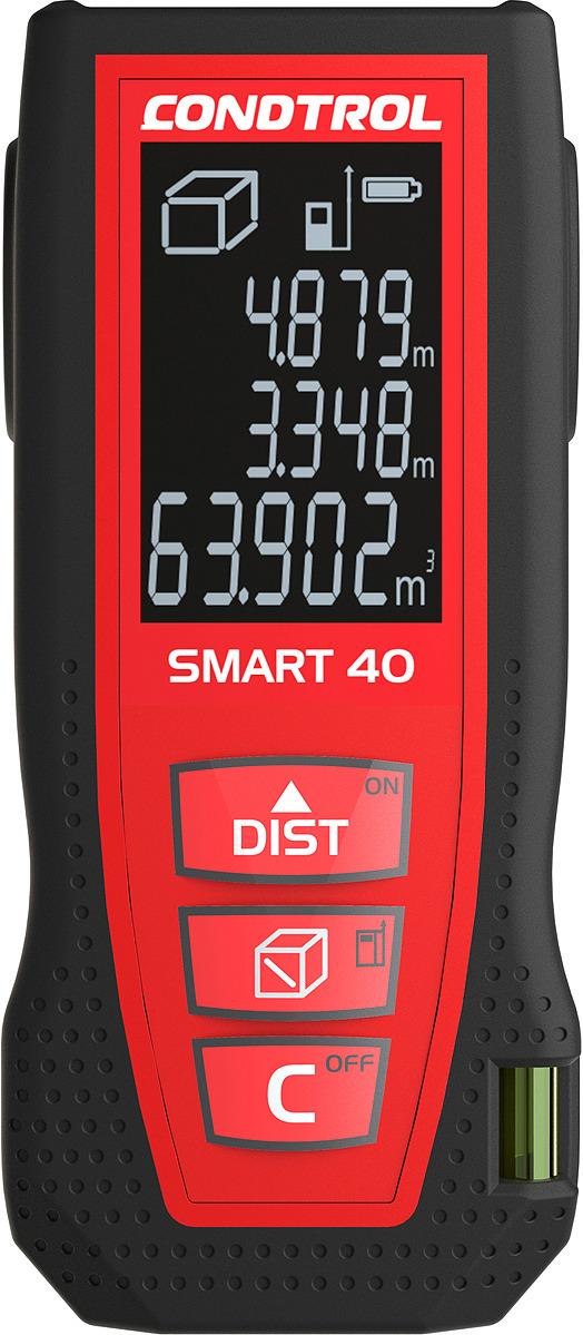 Дальномер Condtrol Smart, дальность измерений 40 м, 1-4-097
