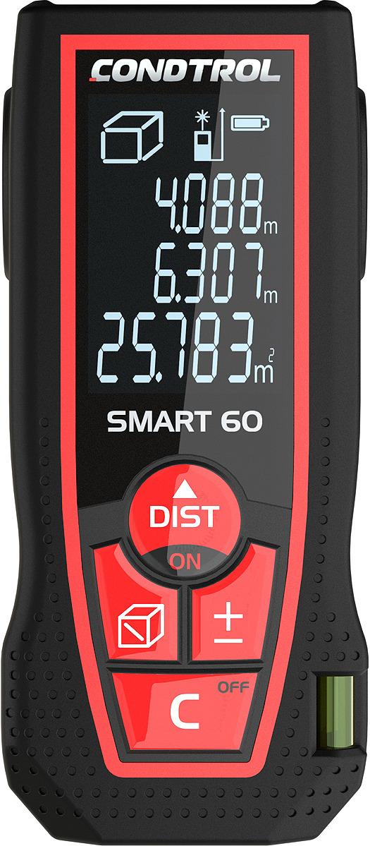 Дальномер Condtrol Smart, дальность измерений 60 м, 1-4-098