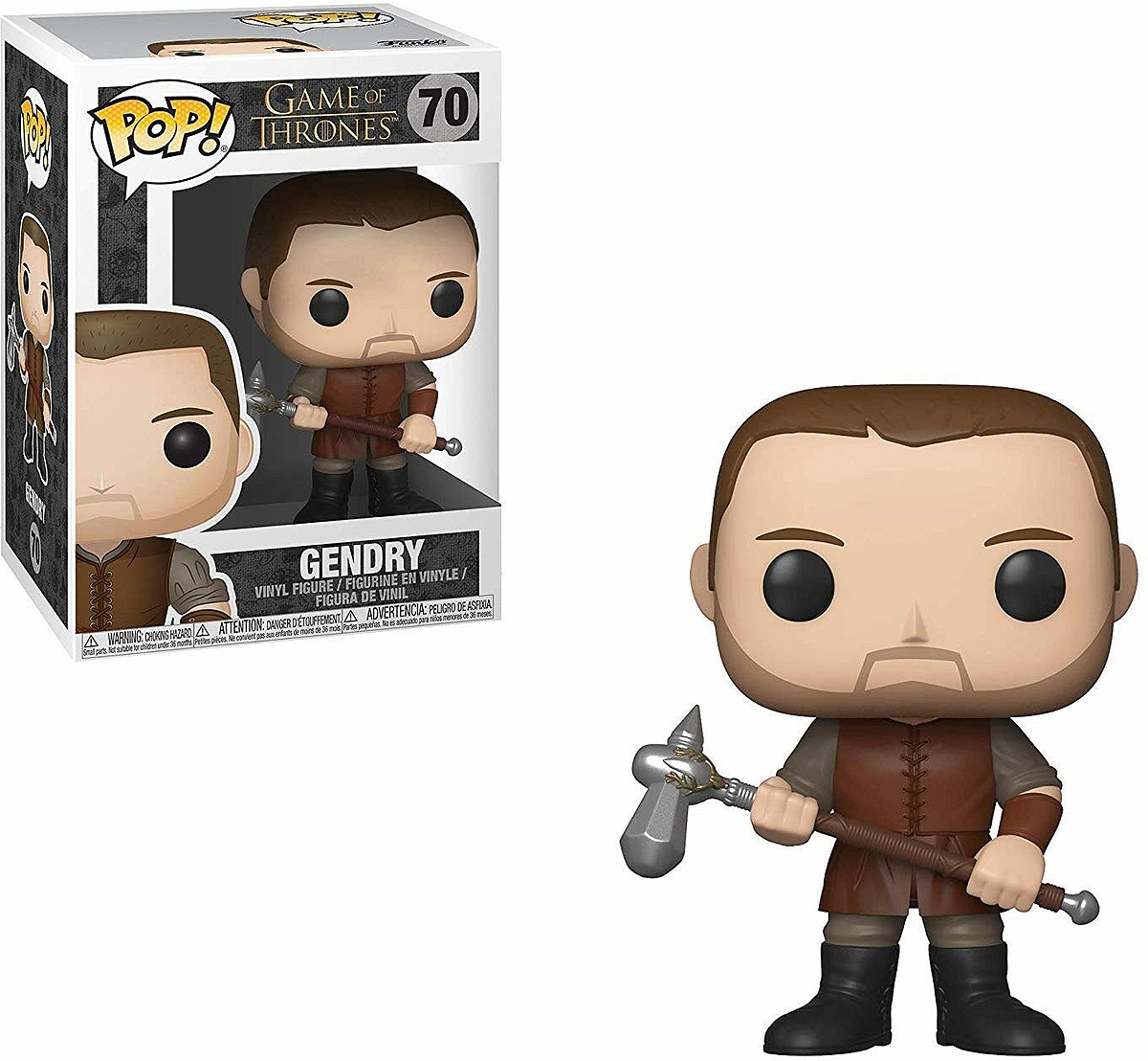 Фигурка Funko POP! Vinyl: Game of Thrones S9: Gendry 34620