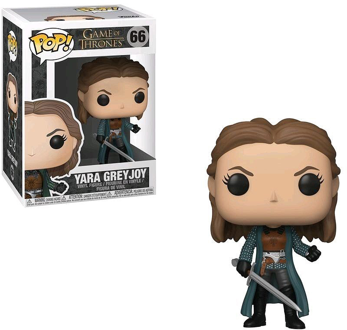 Фигурка Funko POP! Vinyl: Game of Thrones S9: Yara Greyjoy 34617