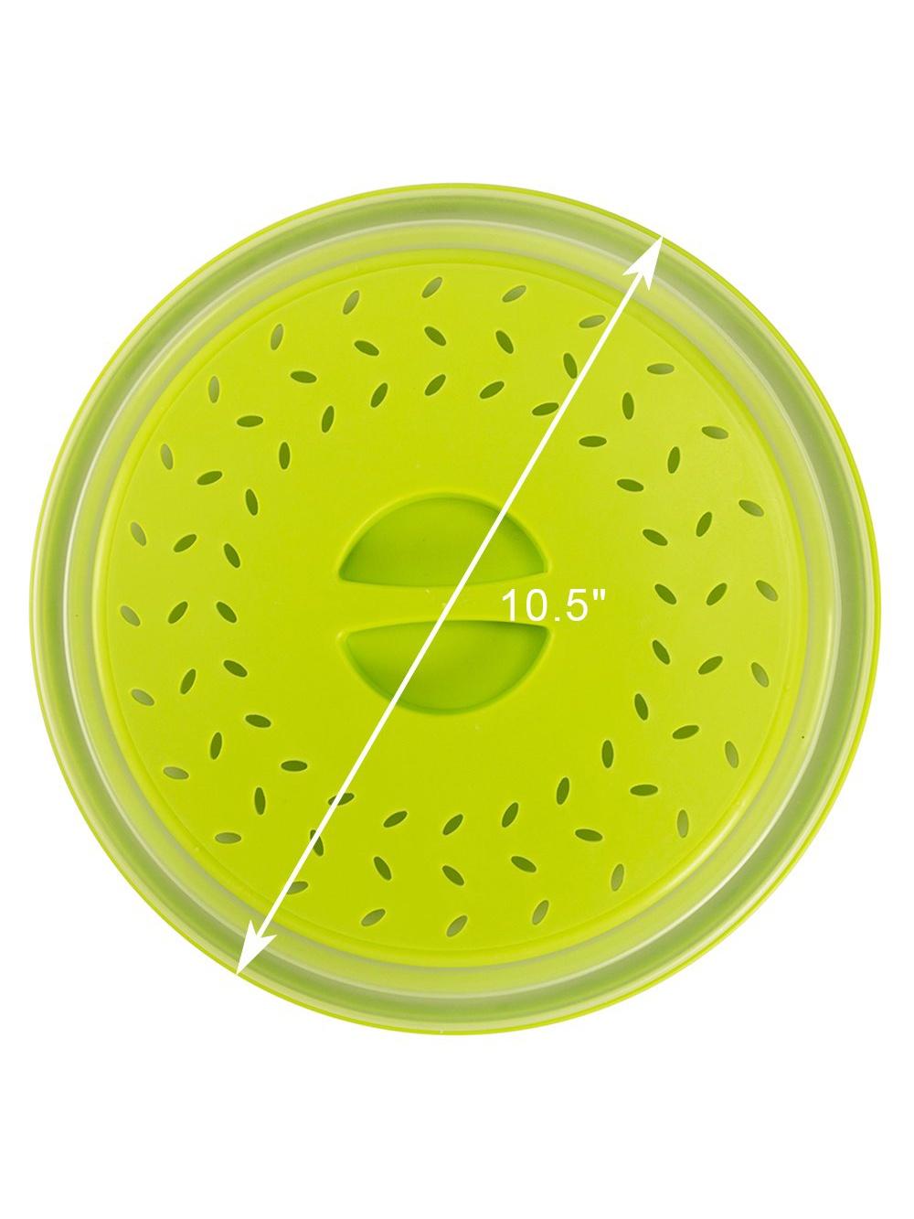 Крышка KitchenAngel KA-MWC-02, зеленый